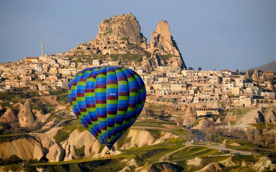 viajes en globo madrid: