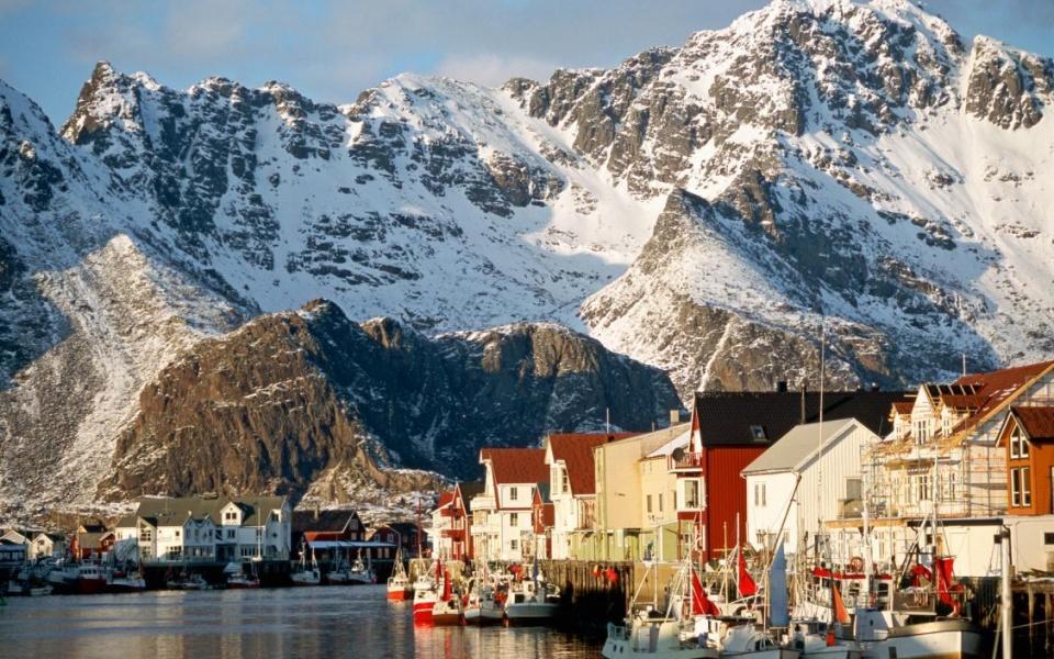 Viaje al Ártico Noruego: Archipiélago de Svalbard:Norte de ...